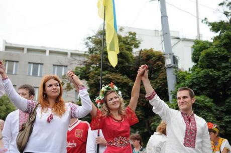 Запрошуємо всіх охочих на «Вишиванкову ходу», присвячену Дню Незалежності України
