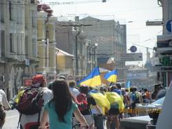 Велопробіг, фотовиставка, дитячі конкурси і святковий концерт – Харків святкував День незалежності України