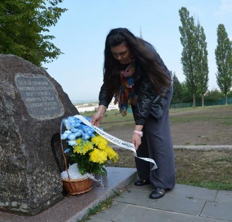 Харківці вшанували пам'ять жертв сталінських репресій та Голодомору