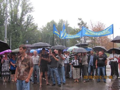 Адміністрація Харківського коксового заводу спробувала привселюдно виправдатись за всі екологічні злочини