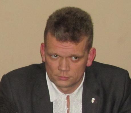 Ігор Швайка проголосив себе головою Харківського осередку Товариства «Просвіта» ім. Тараса Шевченка