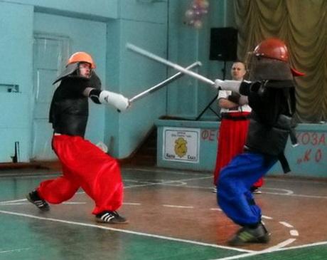 Вітаємо переможців Фестивалю козацьких бойових мистецтв та турніру шабельного бою!