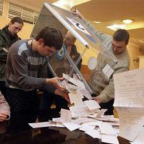 У Харкові опозиція намагається оскаржити результати голосування в двох округах