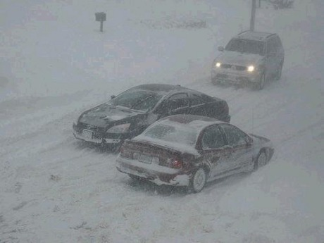 На Харківщині оголошено штормове попередження