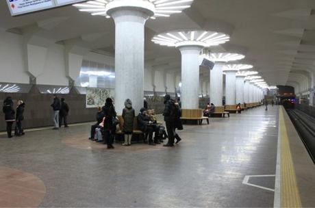 У новорічну ніч харківське метро працюватиме до третьої години ночі