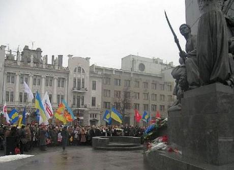 Харківська опозиція підписала угоду про спільні дії на проміжних виборах до місцевих рад регіону