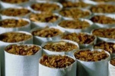 У Харкові податківці вилучили партію «безхозних» цигарок вартістю 250 тис грн.