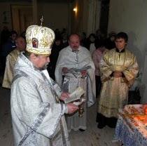 Вшанування пам'яті героїв Крут у Харкові в Свято-Дмитрівському храмі