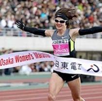 29-річна спортсменка з Тернопільщини виборола золото марафону в Японії. На останніх двох кілометрах вона випередила двох господарок змагань
