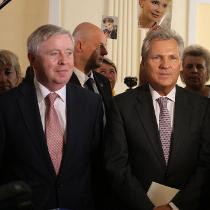 Спостерігачі від Європарламенту провели у Харкові двогодинну зустріч із Тимошенко