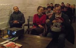 У Харкові презентували фільм про Карпатську Україну