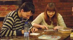 Англомовна група читала віршики і відгадувала письменників за фото