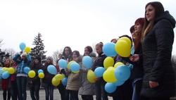 Харківське привітання для Ліни Костенко