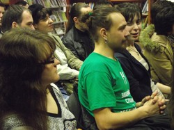 «Співіснування» Галини Крук презентували в Харкові