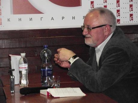 Презентація книги професора Сергія Сегеди: з'ясовували походження українців