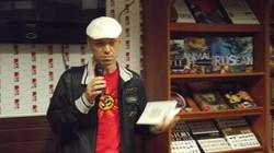У книгарні «Є» презентували збірку «Парк Горького Періоду»