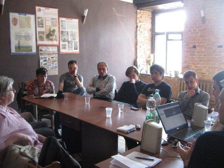 У Харкові обговорили роль громадськості в євроінтеграційних процесах