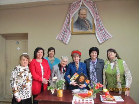 Духовне здоров`я і поезія в Харківській «Просвіті»