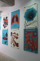 130  відтінків творчого: у  «Єрмілов-Центрі»  відкрилась «дипломована» виставка молодих дизайнерів Харкова
