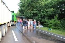 Жахливе  ДТП  на  Волині: загинули 8 людей (ФОТО, ВІДЕО)