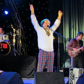 Концерт гурту «ТіК» на День бухгалтера:  весільний панк-рок для серйозних людей