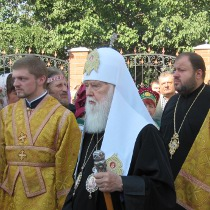 Паломницький тур ГО «Україніка» на освячення Святішим Патріархом Філаретом Свято-Троїцького храму