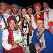 """На Луганщині незабаром відбудеться Міжнародний фестиваль самодіяльності """"Криниченька-2013"""""""