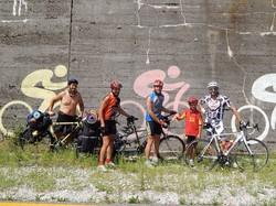 З Харкова  до Риму – паломництво на  велосипеді