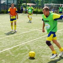 Українська футбольна збірна людей з діабетом їде на Міжнародний чемпіонат «ДІАЄВРО 2013» до Хорватії