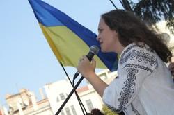 Українській Незалежності – 22: харків'яни демонстрували на святі таланти і завзяття