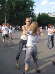 Флешмобом по абортах: Харків відзначає День дитинства