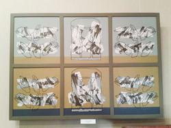 Харківське мистецтво без кордонів:  міжнародна виставка  «Вікна»  в галереї «Мистецтво Слобожанщини»