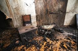 У харківській багатоповерхівці стався вибух невідомої речовини. Квартира вигоріла практично вщент, є постраждалі ( ФОТО, ВІДЕО)