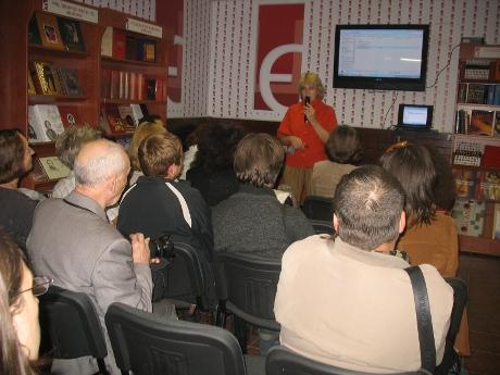 Літературний клуб «Апостроф» організував вечір пам'яті Ігоря Качуровського