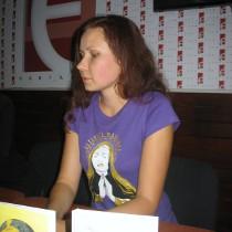 «Навчи її робити це»: Анна Малігон презентувала свій дебютний роман-орнітофобію