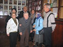Харків'яни вшанували 90-річний ювілей поета Василя Борового