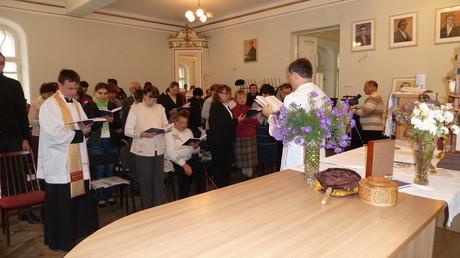 Ювілей Української лютеранської церкви в Харкові
