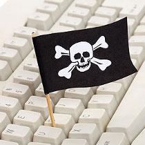 Луганська міліція вполювала в Інтернеті  сучасного пірата