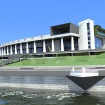 Студенти з Донецьку створили проекти унікального реабілітаційного центру та супервелодрому
