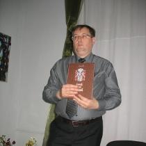 Андрій Парамонов презентував «Історію роду Квіток»