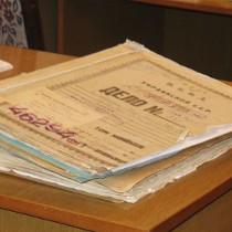 Державний архів Луганщини представив документів про Голодомор на території краю