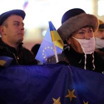 Харківський ЄвроМайдан одягнув медичні маски