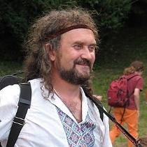 Сьогодні казкар Сашко Лірник завітає до Луганська