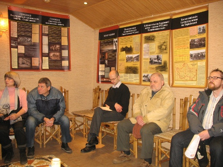 «Причини та наслідки Голодомору»: в культурному центрі «Indie» відбулась відкрита дискусія