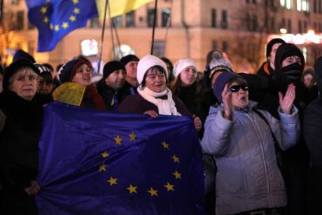 Харківський ЄвроМайдан: плани та погляди