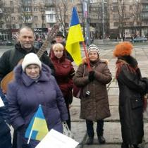 Маріуполь підтримав Майдан, Київ привітав Маріуполь