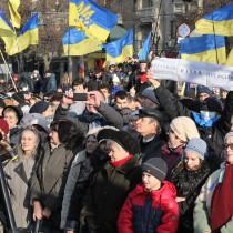 Сьогодні  харківський  ЄвроМайдан  збереться  біля  пам'ятника  Шевченку