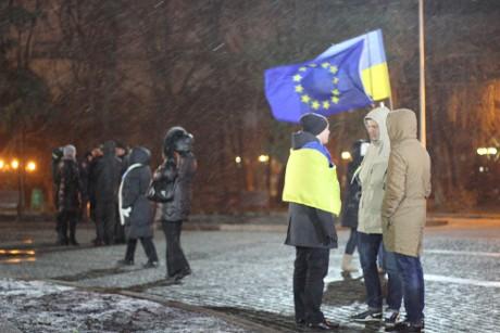 Харківський Євромайдан шукає волонтерів та закликає їхати до Києва