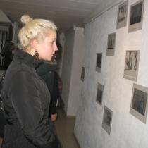 «Вхід у фотографію»: художник Гамлет Зіньковський презентував свою фотовиставку