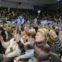 """Луганські """"регіонали"""" вже почали будувати свою Європу в Україні. Вона буде в галіфе з лампасами"""